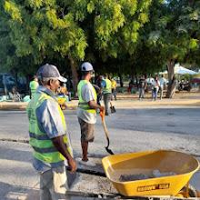 Minera Belfond se ve obligada limpiar desastre ocasionado malecón de Barahona