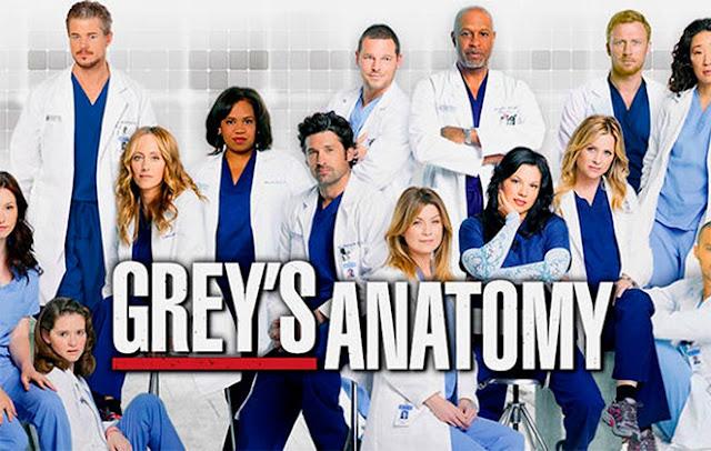 Todos os episódios de Grey's Anatomy online grátis dublado e legendado