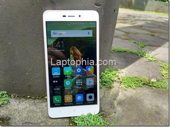 Spesifikasi Xiaomi Redmi 4A