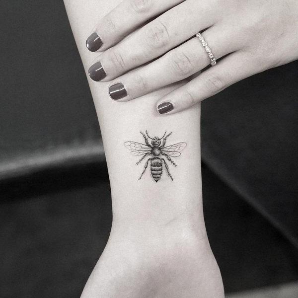 este_busy_bee_tatuagem