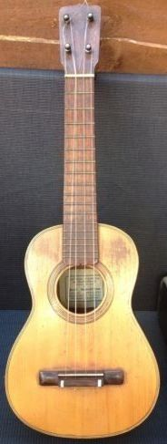 José Serratosa Blanch soprano ukulele or Guitarico