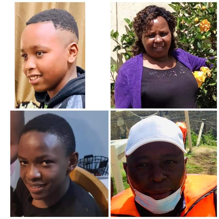 """Update: """"They deserve to die"""" - 22-year-old student confesses to the brutal murder of his parents, brother, cousin and worker in Kenya"""