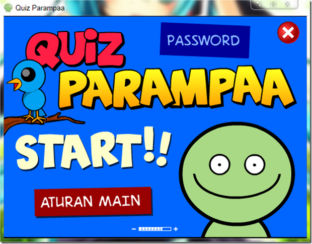 Download Quiz Parampaa Game Flash keren