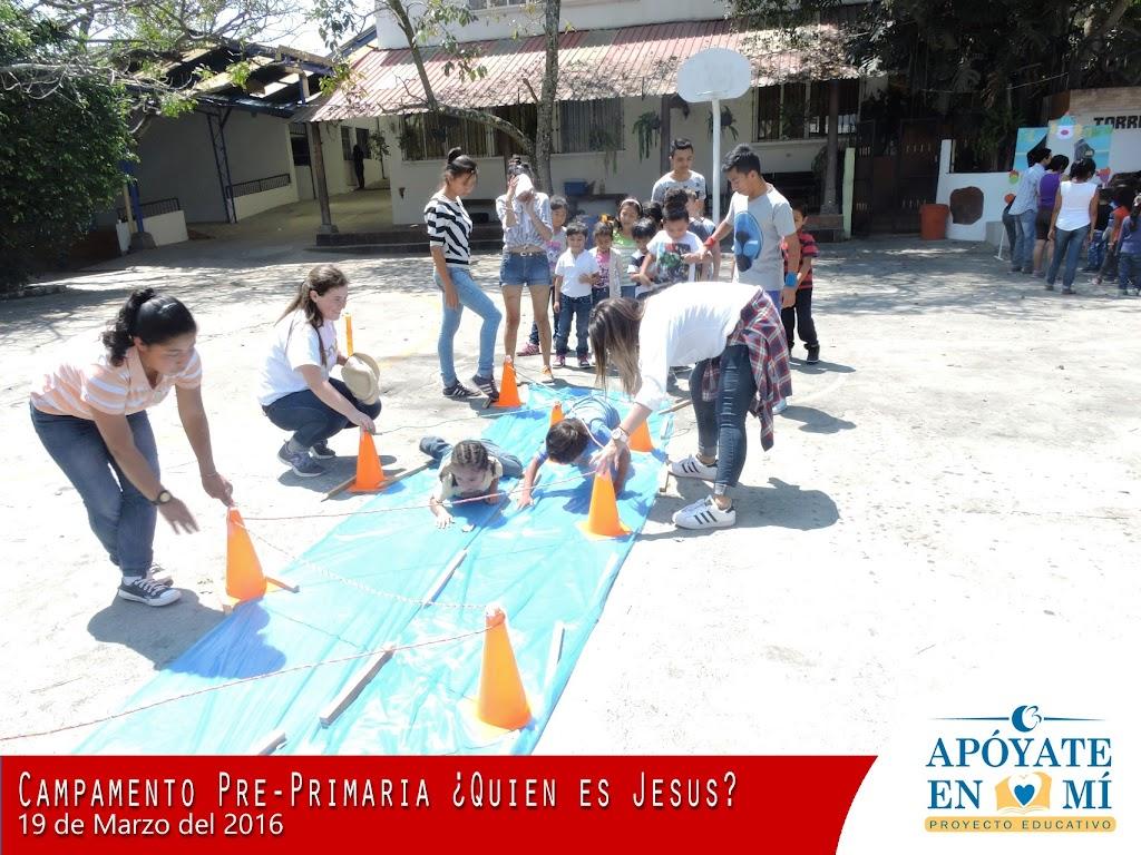 Campamento-Pre-Primaria-Quien-es-Jesus-27