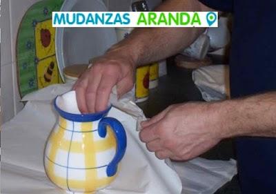 Mudanzas de hoteles en Aranda de Duero