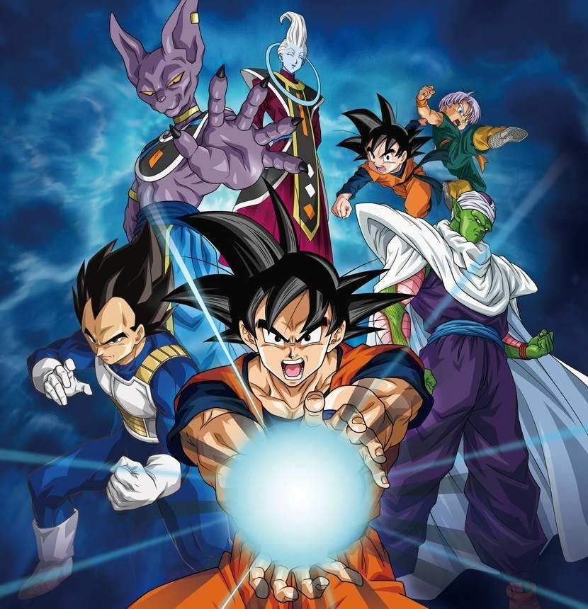 DRAGON BALL SUPER [131/131] [LATINO] [MEGA]