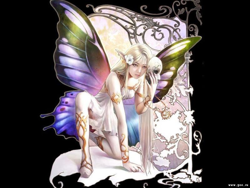 Dear Pixie Baby, Fairies 1