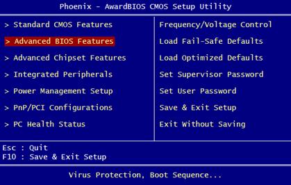 bios award