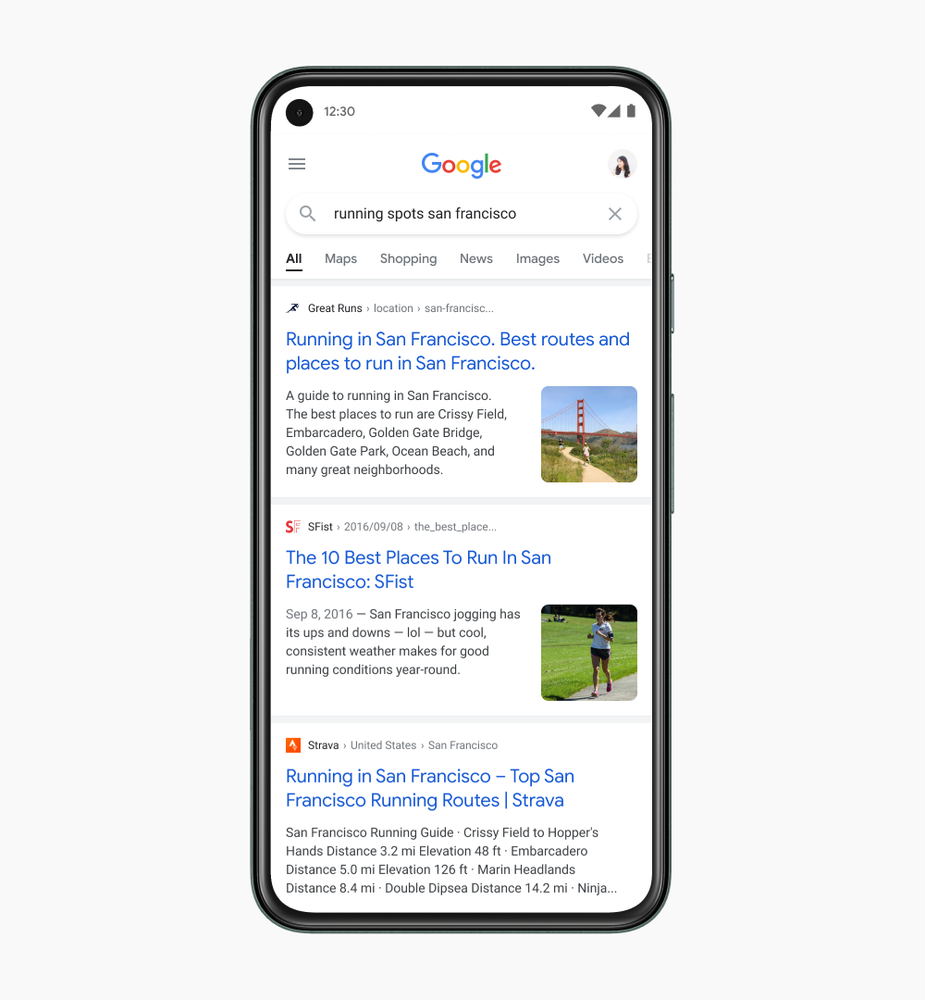 Google rinnova la Ricerca su mobile