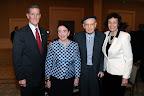 Joel Allison; Dr. Ann Stuart; Roland Dykes; Virginia Chandler Dykes