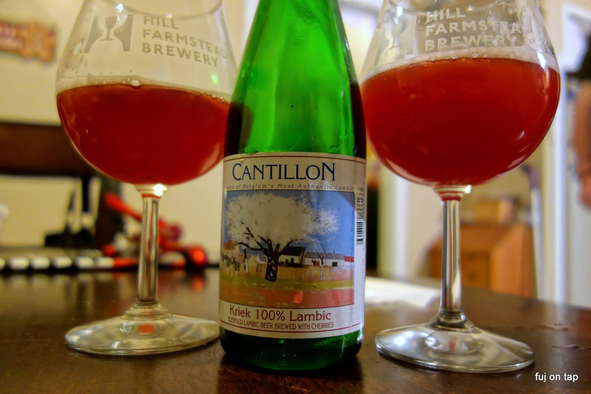 Cantillon Kirek 100% Lambic
