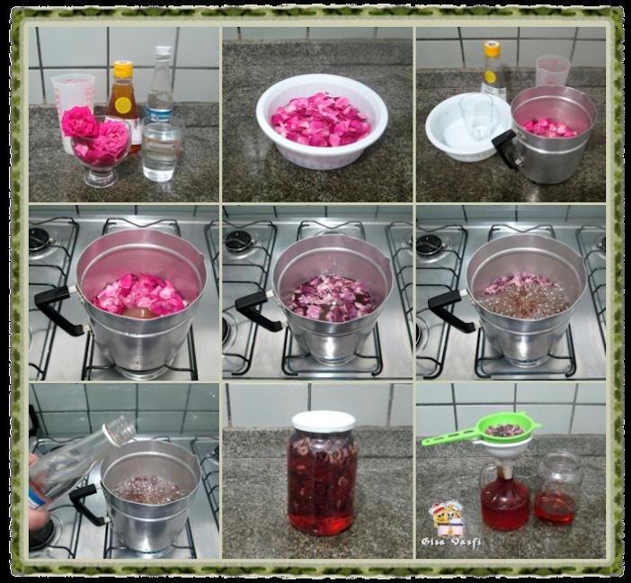 Mel de rosas 3