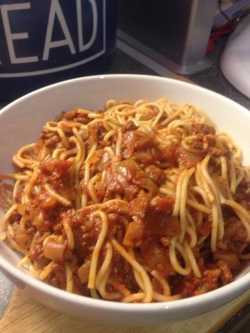 Vicki Kitchen Slow Cooker Best Ever Bolognese Slimming