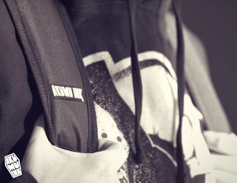 emo back pack, goth back pack, goth bag, goth accessories