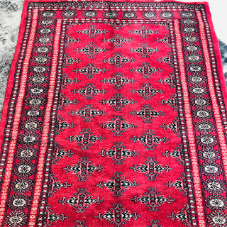 Bokhara Wool Area Rug