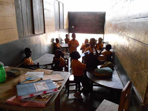 ghana early edu