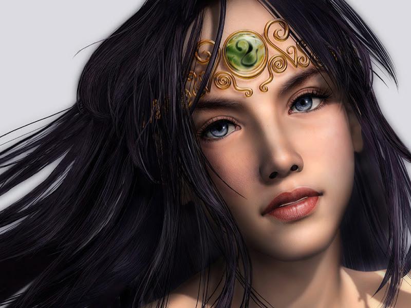 Mystical Mage Girl, Fantasy Girls 2