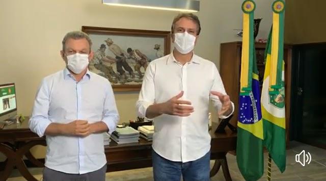Novo decreto do governo do estado do Ceará e a decisão do ministro do STF que reabriu as igrejas