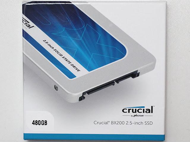 BX 200 SSD 480 GB