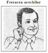 Frecarea urechilor