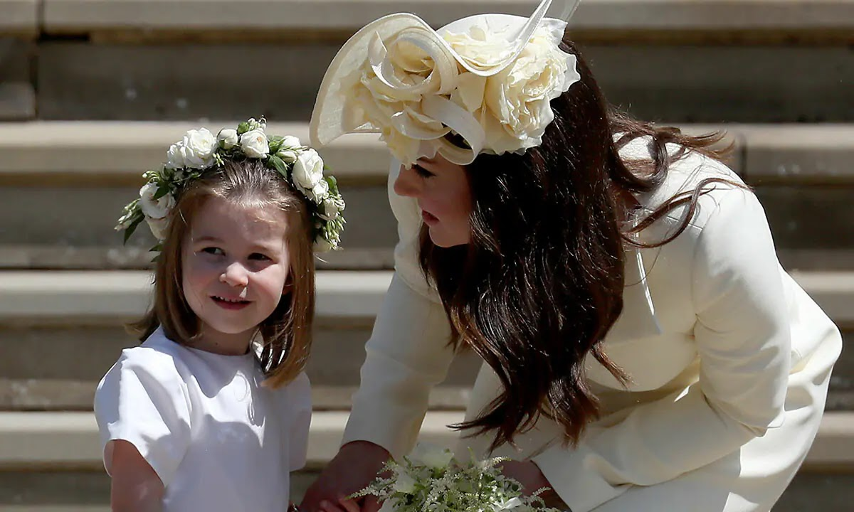 Princess Charlotte shares a Sweet Connection with Meghan and Harry's Daughter Lilibet