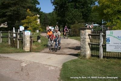 groepen fietsers