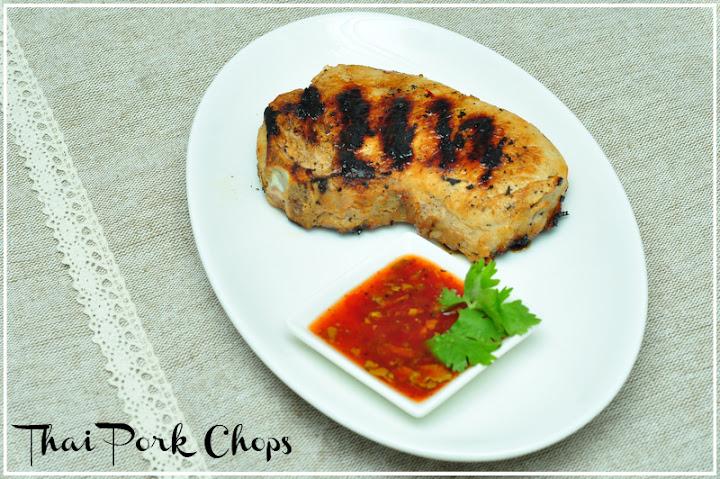 Thai Pork Chops | Katrina Alana