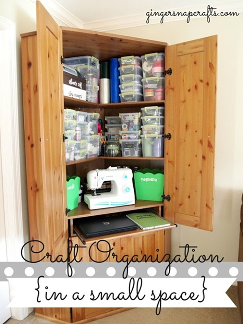 Craft Organization in a small place with #LifestyleCrafts_thumb[1]_thumb[1]