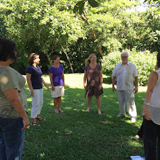 Education and ethics course, with Sam Crowell and Mirian Vilela. June 2015