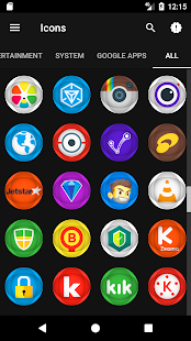 Souron - Icon Pack Screenshot