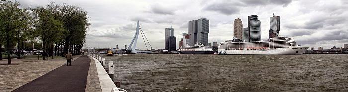 HAL - Rotterdam + MSC - Orchestra