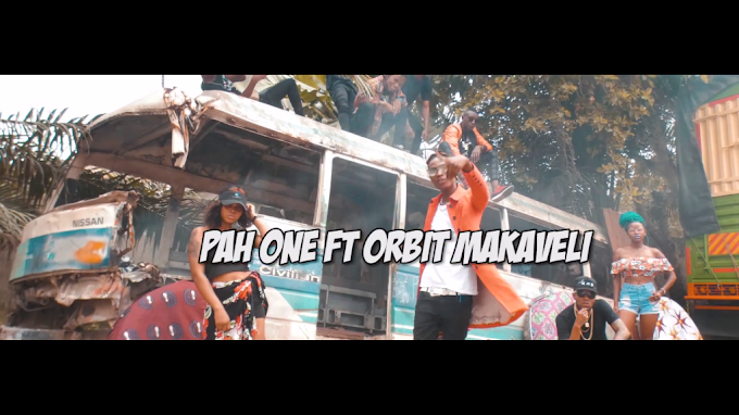 VIDEO | Pah One Ft. Orbit Makaveli – Hawawezi| Download new song