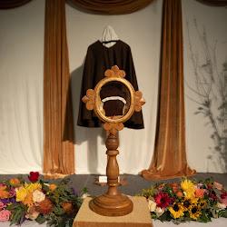 Relics of St. Pio Public Veneration