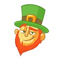 Cartoon Funny Leprechaun Funny Free Download Vector CDR, AI, EPS and PNG Formats