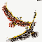 two - Eagles Designs