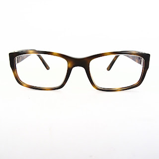 Prada Tortoise Shell RX Glasses