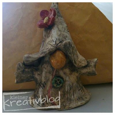 kleiner-kreativblog: Vogelscheuche