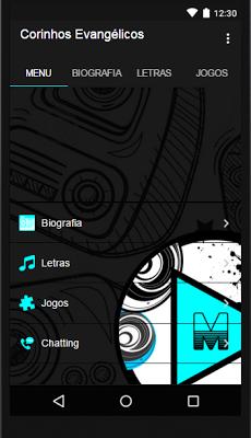 Corinhos Evangélicos Gospel - screenshot