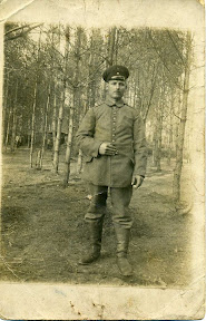 Bronislaus Kubasik on the Eastern Front