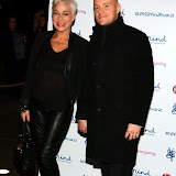 WWW.ENTSIMAGES.COM -   Denise Welch and Lincoln Townley     at            Mind Media Awards 2013 at BFI Southbank, Belvedere Road, London, November 18th 2013                                           Photo Mobis Photos/OIC 0203 174 1069