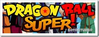 Logo FAKE de Dragon Ball Super