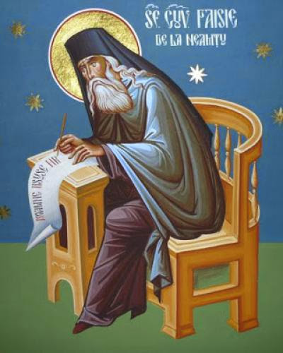 Saint Paisius Velichkovsky A Great Hesychast Father 1 Of 8