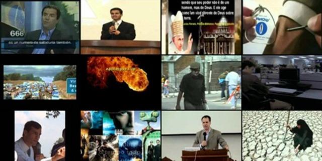 Antcristo Falsos profetas