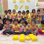 Yellow Day Celebration by Playgroup Morning Section at Witty World, Chikoowadi (2018-19)