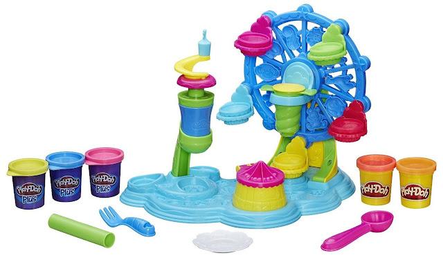 Đồ chơi Bột nặn lễ hội bánh ngọt Play-doh B1855