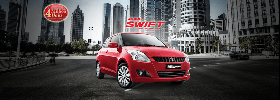 The All New Swift: 'More Swift, More Sporty'