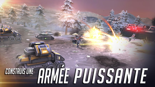 Code Triche League of War: Mercenaries mod apk screenshots 2