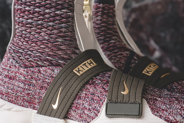 Kith X Nike LeBron 15 Birthday Collection  Release Date