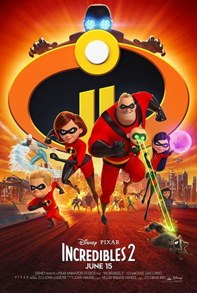 ZIPPY CLARK DWLD: The Incredibles 2 (2018) 1080p WEB-DL 1 5GB