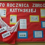Obchody 70 rocznicy Zbrodni Katyńskiej
